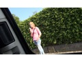 BLONDE SEXBOMB TEEN DRILLED HARD IN DRIVING CAR